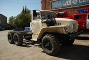 Автомобиль УРАЛ-4320