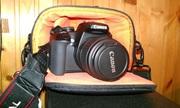 Продам фотоаппарат Canon EOS 1000D