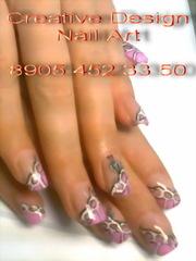 Creative Design Nail Art. Всё для ногтей.