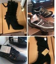 Сток женская обувь из Америки, Канады, Австралии, Европы Дёшево