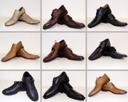 Сток обуви мужске из Европы, Америки, Канады,  Австралии