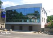 Вентилируемые фасады,  Облицовка фасадов аллюминиевыми композитными пан