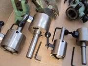 Головки винторезные самооткрывающиеся 1К 20 4-10 и 3К 30 9-21.