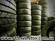 Опт и розница: шины б/у супер-качества со склада в Ростове