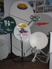 Высококачественные системы спутникового телевидения