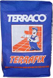 Водостойкая клеевая смесь для плитки на акриловой основе Террафикс бел