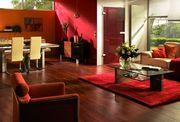 Дизайнерские решения для квартир,  коттеджей и офисных помещений