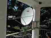 Спутниковые связь,  интернет и телевидение.Кондиционеры.