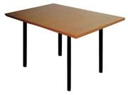 Продам Стол обеденный(ЛДСП) и табурет(металл/ ДСП)