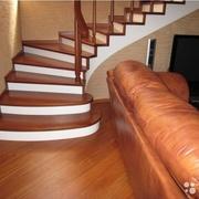 Лестницы из твердых пород дерева