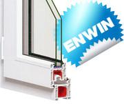 Металлопластиковые окна Enwin от производителя