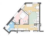 Продаю 1 комнатную квартиру в жк Арго,  Жмайлова 4г