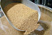 Пескоструйный абразив из скорлупы грецкого ореха