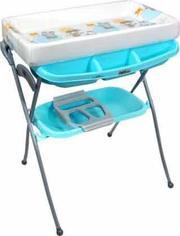 Пеленальный стол с ванночкой Neonato