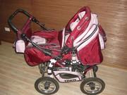 Продам коляску детскую зима-лето ТАКО