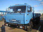 Продаю КАМАЗ 53215 борт
