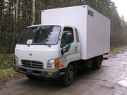 Продаю HYUNDAI HD 78,  фургон промтоварный